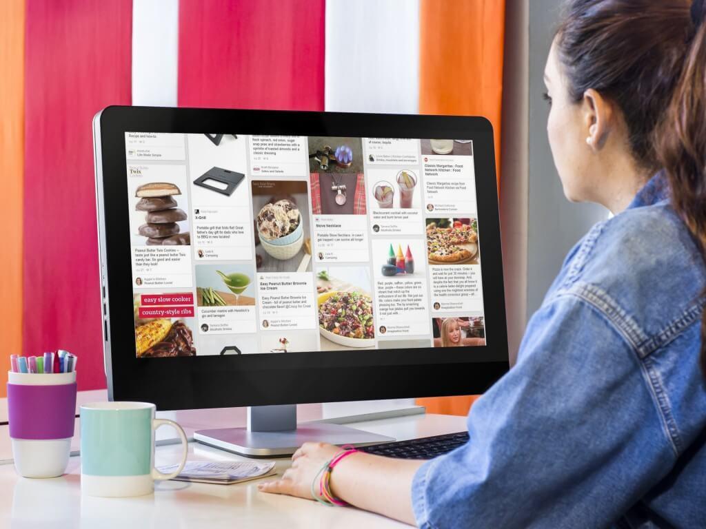four Pinterest Widgets for WordPress