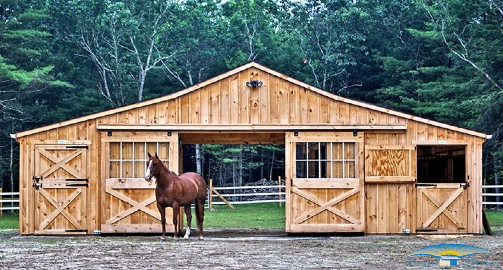 Image result for Horse Barn